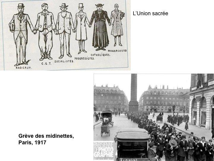 Les documents du cours sur les conséquences politiques de la Première Guerre mondiale dans 3e diapositive04